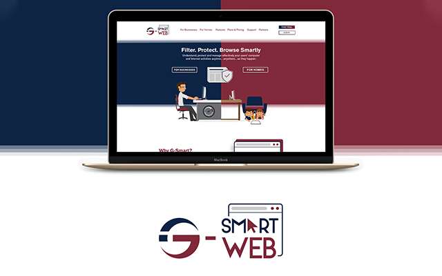 g-smart web website design